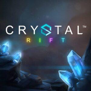 Crystal Rift Slot Logo