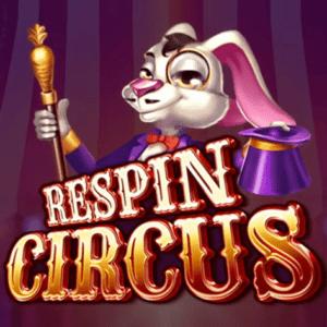 Respin Circus Slot Logo