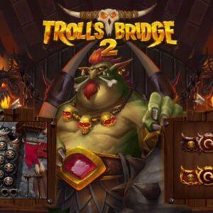 Trolls Bridge 2 Slot Logo