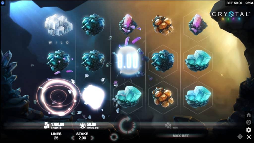 Crystal Rift slot review
