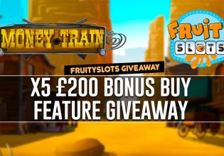 Money Train Bonus Buy Giveaway