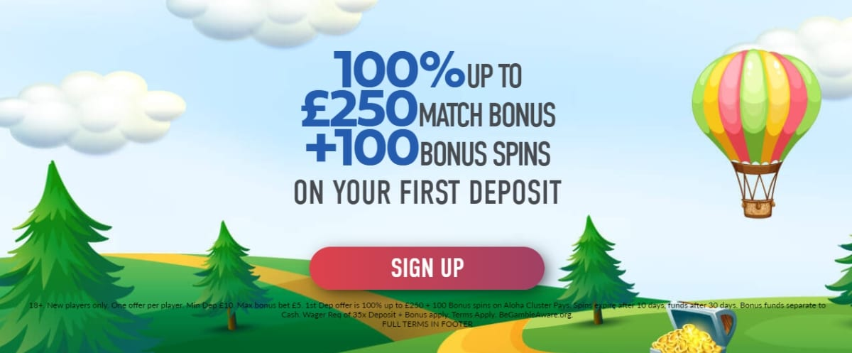 Slot Nite Casino Welcome Offer