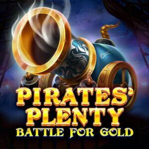 Pirates Plenty 2 Slot Logo