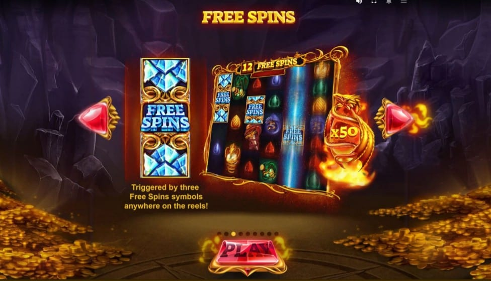 Dragons Fire Megaways Slot free spins