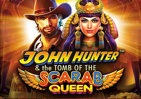 Spiele John Hunter And The Tomb Of The Scarab Queen - Video Slots Online