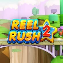 Reel Rush 2 Slot Logo