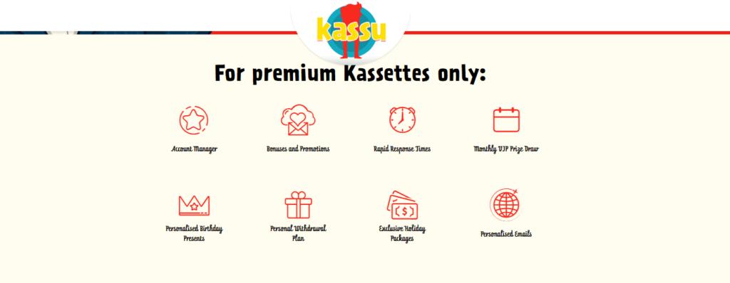 kassu casino vip offers
