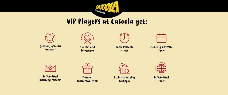 Casoola Casino V.I.P