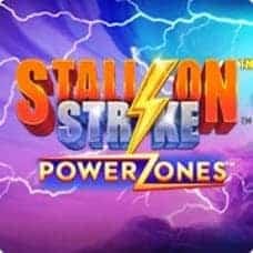 Stallion Strike Slot Logo