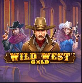 Wild West Gold Slot Logo