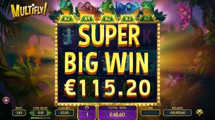 Multifly Big Win