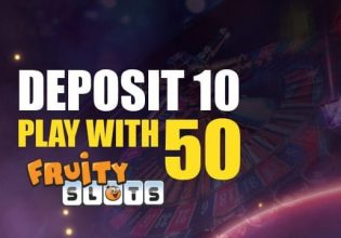 Deposit 10 Play With 50