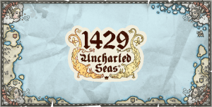 1429 Uncharted Seas best rtp slot