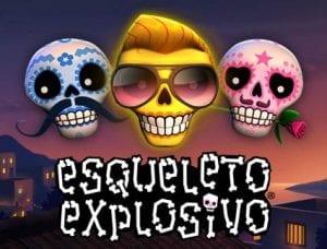 Esqueleto Explosivo 97.6% RTP slot by Thunderkick