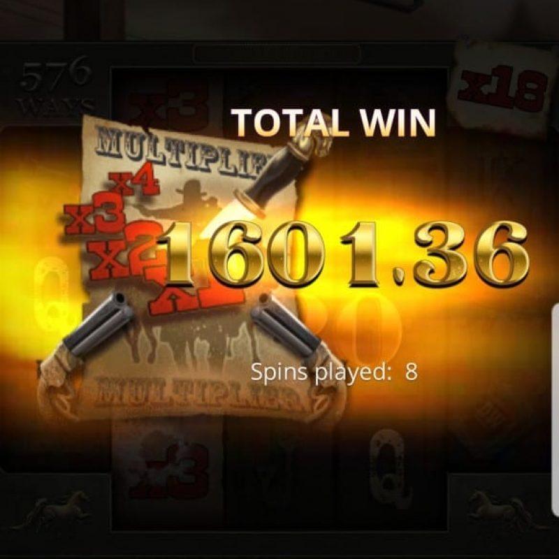 Deadwood Huge Win