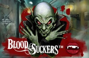 blood suckers 98% RTP slot by Netent