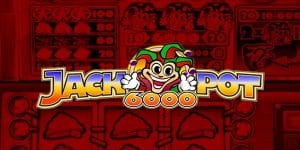 Jackpot 6000 98.86% RTP slot by Netent