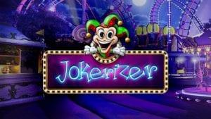 Jokerizer 98% RTP slot by Yggdrasil
