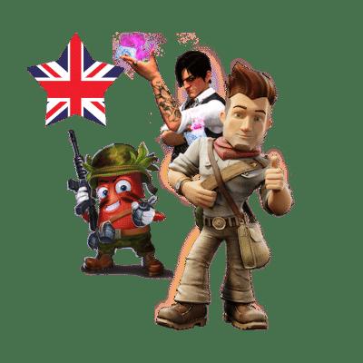 new slots UK