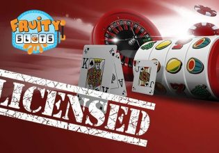 Gambling licenses