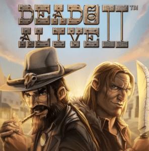 Dead or Alive 2 Slot Logo
