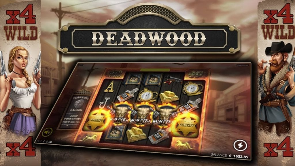 dead wood slot bonus