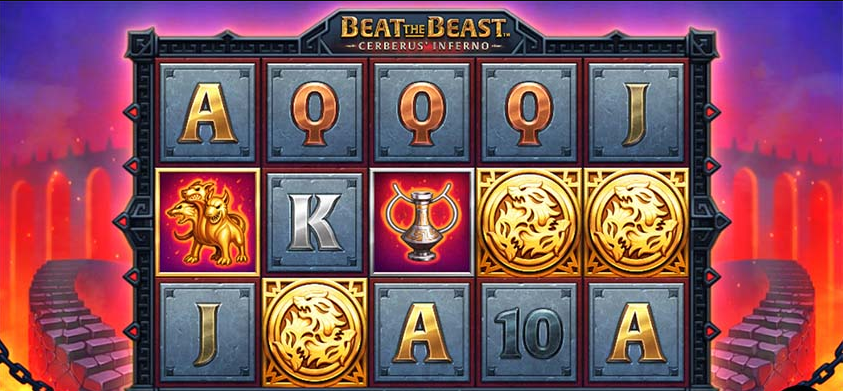 Beat the Beast Cerberus Inferno Slot Bonus