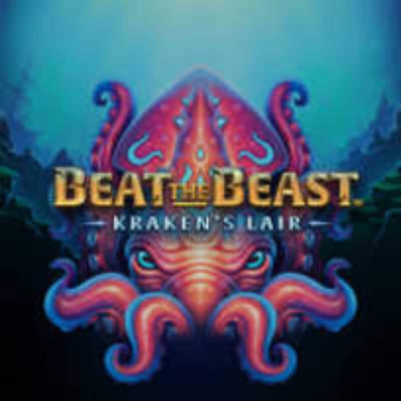 Beat the Beast Krakens Lair Logo