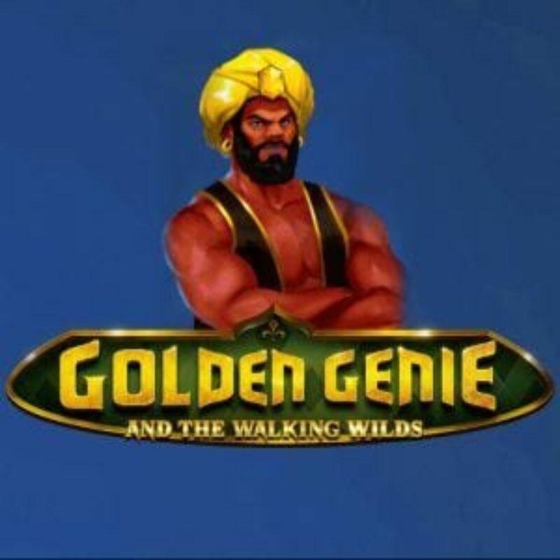 Golden Genie & The Walking Wilds Slot