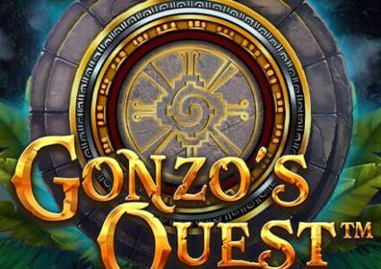 Gonzos Quest Megaways Slot Logo