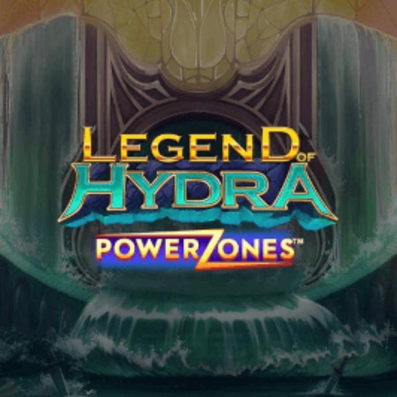 Legend of Hydra Slot Logo