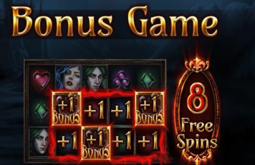 Blood Lust slot bonus