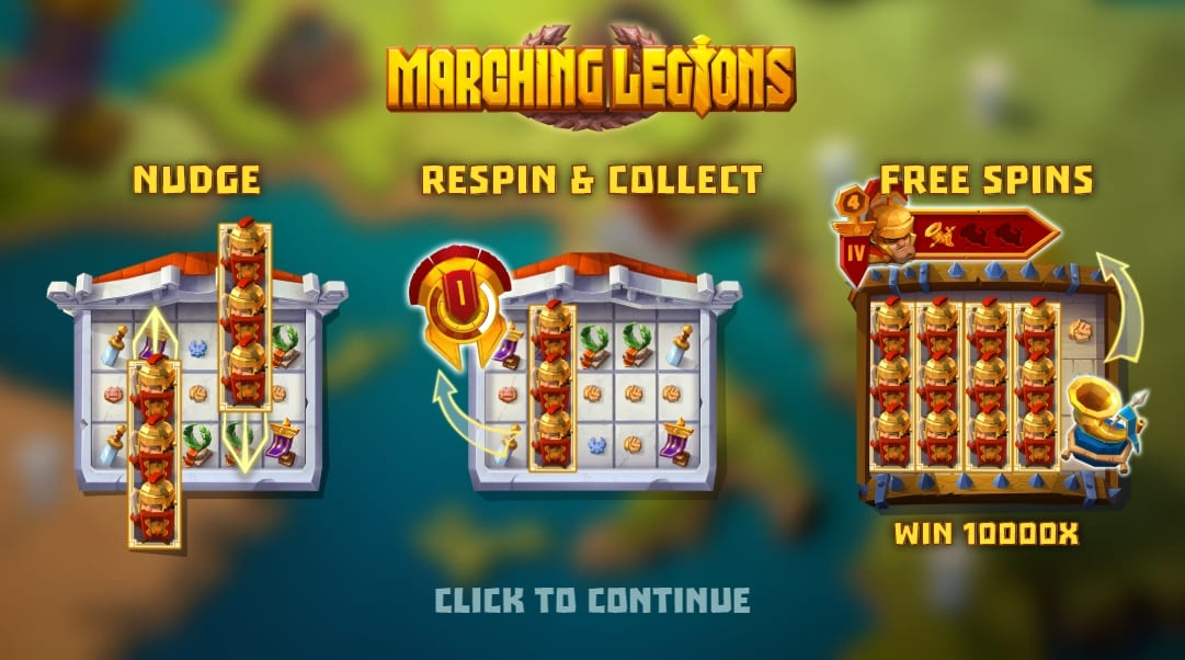 Marching Legions Information