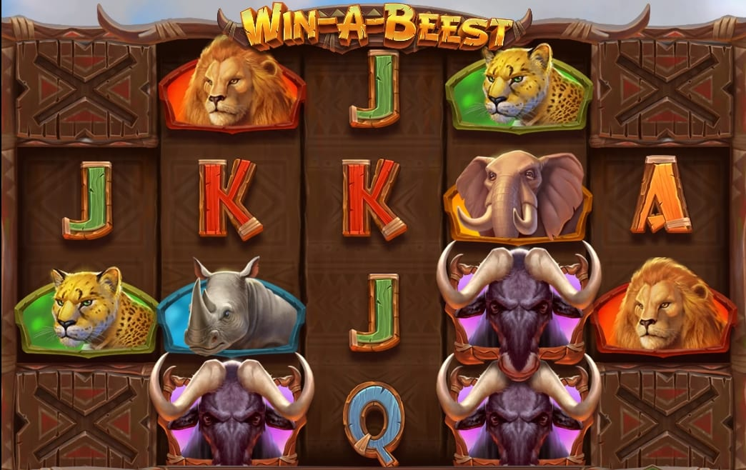 Win A Beest Slot Gameplay