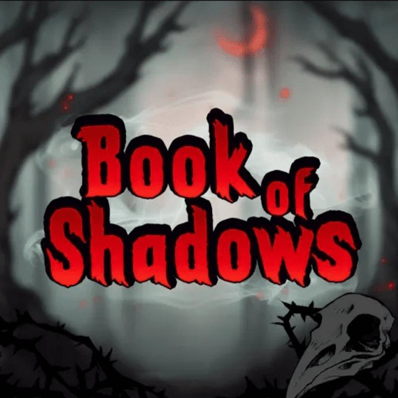 Book of Shadows Slot Logo