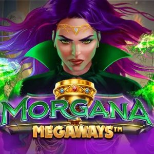 Morgana Megaways Slot Logo