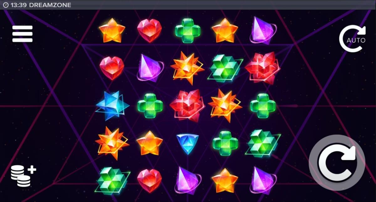 Dreamzone Slot Gameplay