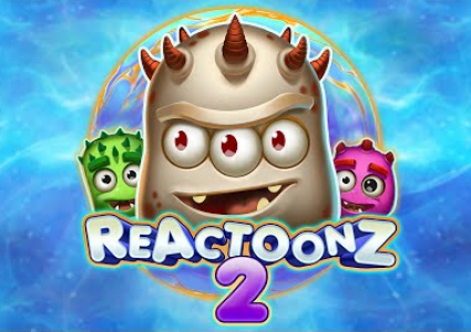 Reactoonz 2 Slot