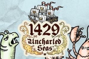 1429 Uncharted Seas great payout slot