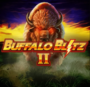 Buffalo Blitz 2 Slot Logo