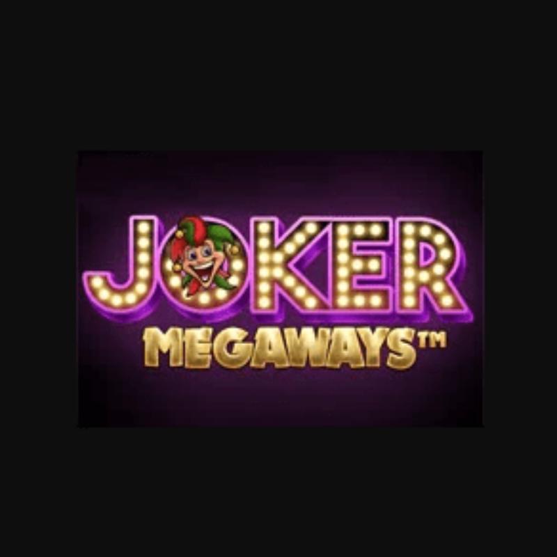Joker Megaways Slot Logo