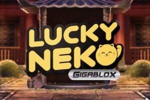Lucky Neko Gigablox Slot