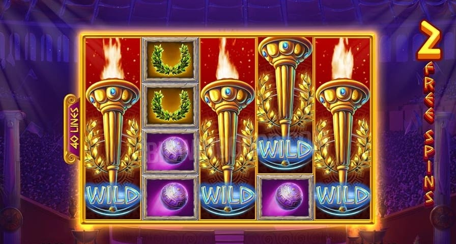 Immortal Glory Slot Free Spins