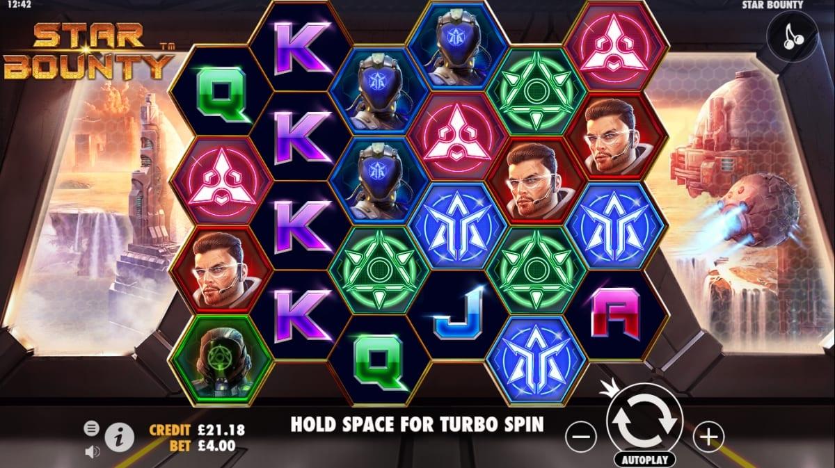 Star Bounty Slot Gameplay
