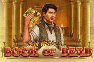 book of dead great payout slot