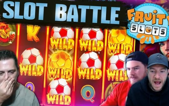 SUNDAY SLOT BATTLE EPICNESS! Feat. iSoftBet SLOTS and more!