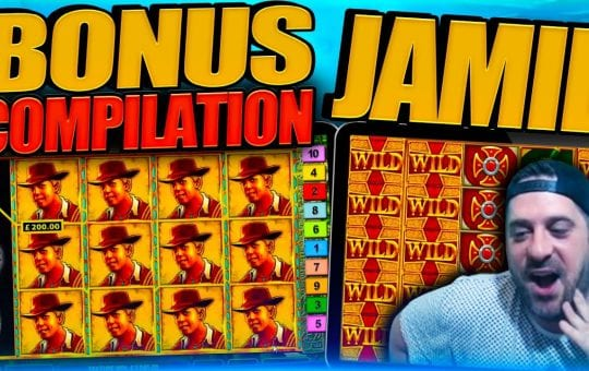 Slots Bonus Compilation feat Buffalo Hunter, Book of Maya, Safari Gold Megaways & More!