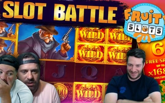 SUNDAY SLOTS BATTLE! Featuring 10 Quickspin Games