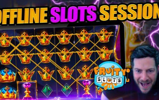 ONLINE SLOTS! Bonus Compilation feat Buffalo Hunter, Money Train 2, Dragons Luck And More!!