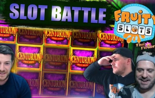LATEST FRUITY SLOT BATTLE!! Bookies Slot Machines Special!